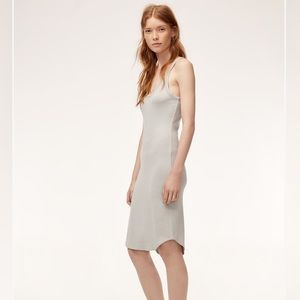 Aritzia Wilfred Free Christa dress new with tags